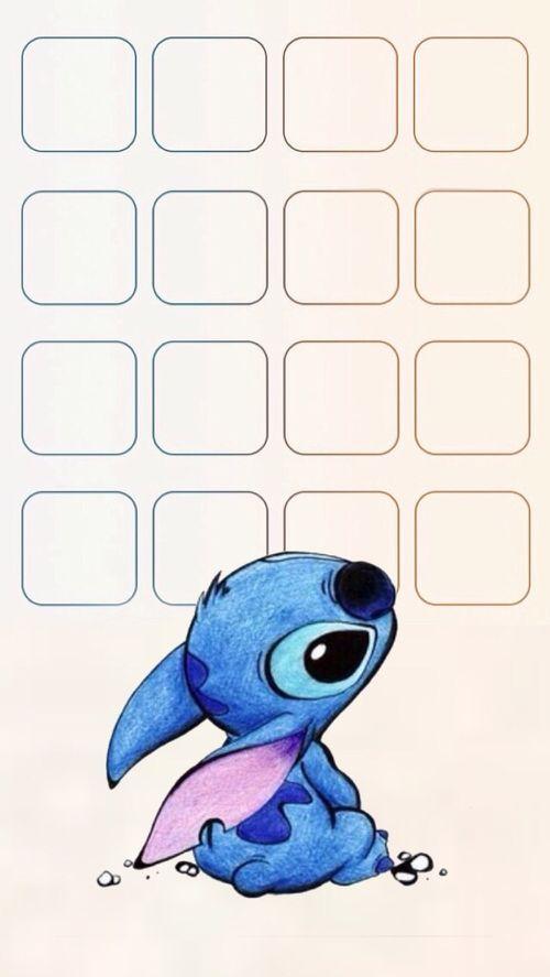 Lilo and stitch iphone wallpaper Design Pinterest Stitches Lilo 500x887