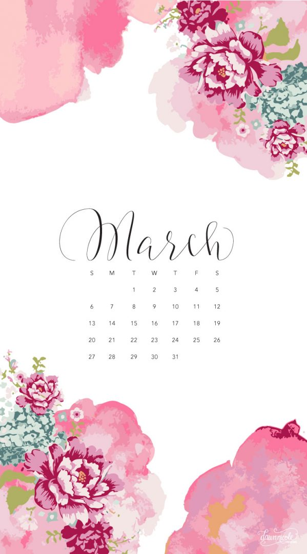 February 2017 Calendar Desktop 2017   2018 Best Cars Reviews 599x1080