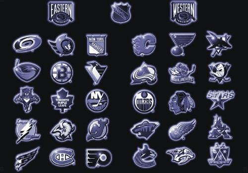 NHL teams Wallpaper   hockey 500x350