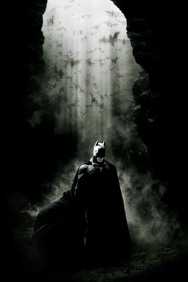Batman 1 iPhone HD Wallpaper iPhone HD Wallpaper download iPhone 640x960