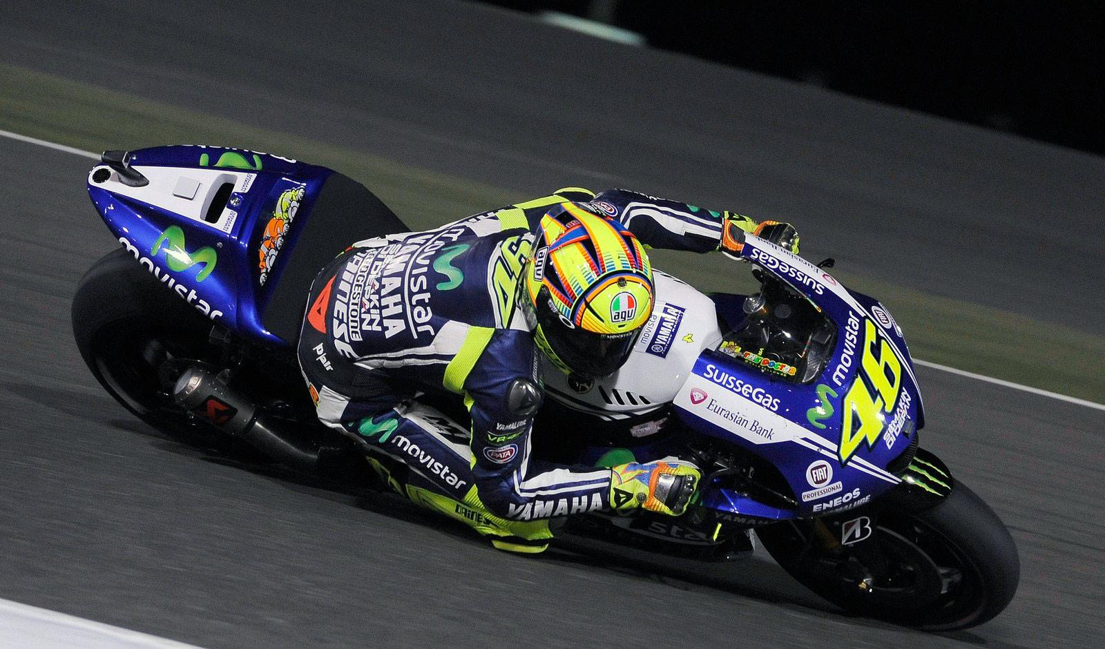 Valentino Rossi MotoGP Wallpapers Widescreen 4233 Wallpaper 1600x940