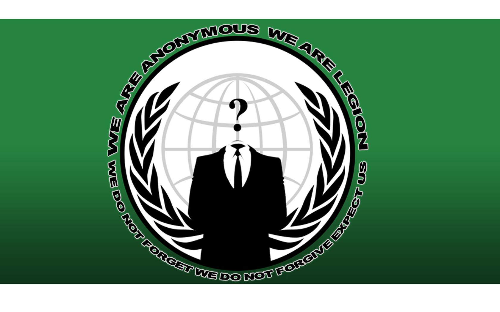 anonymous wallpaper 1680x1050