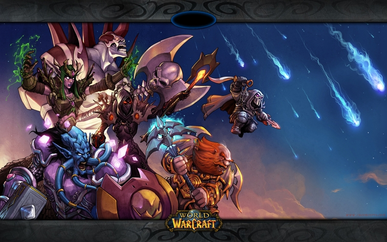 Free Download World Of Warcraft Dell Wallpaper Alliance Web