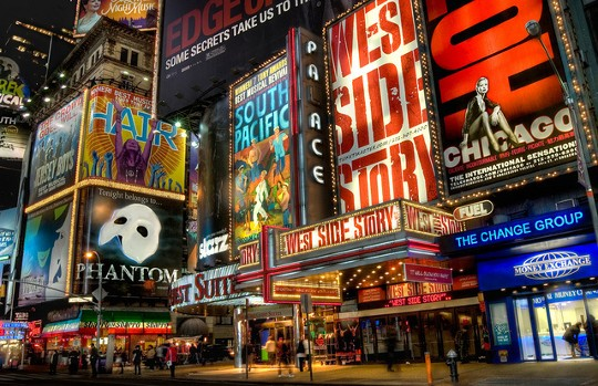Top Five Musical Theatre Audition Songs For Women Actor Hub UK 540x349