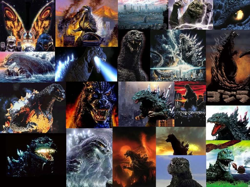 Godzilla Wallpaper Godzilla Desktop Background 1024x768