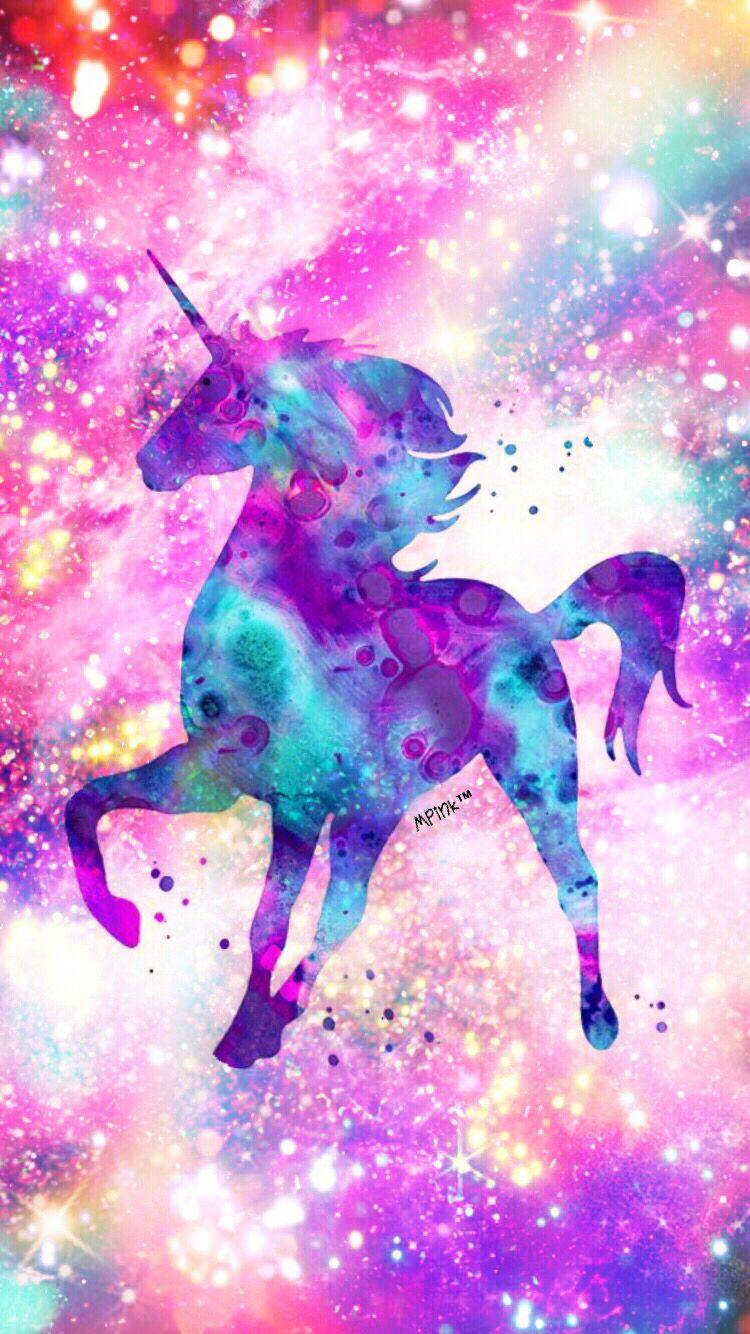 Unicorn Galaxy Wallpaper Abbie Unicorn images Unicorn Galaxy 750x1334