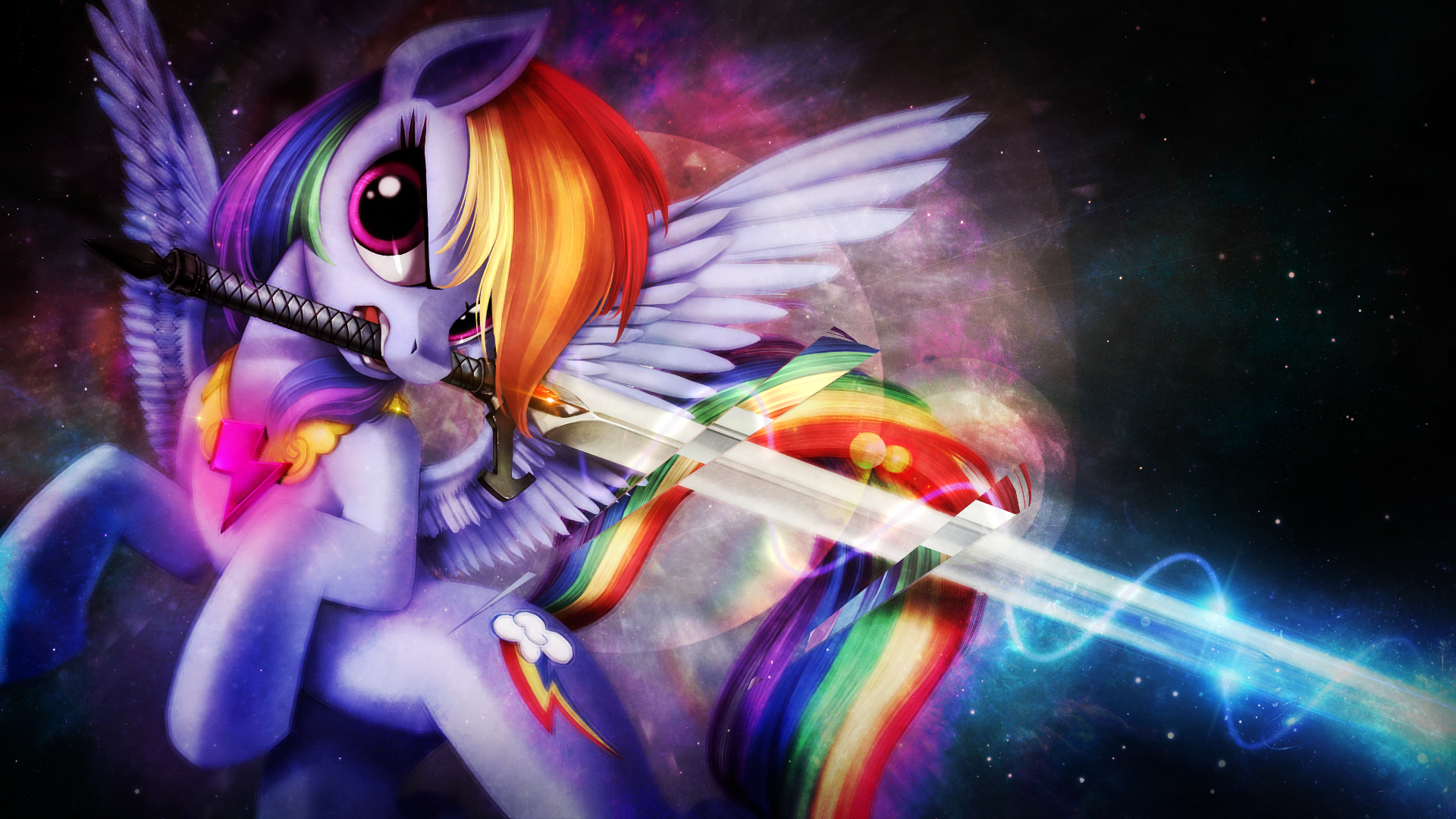 Wallpaper Collab Trashed image   Bronies of Moddb   Indie DB 1920x1080