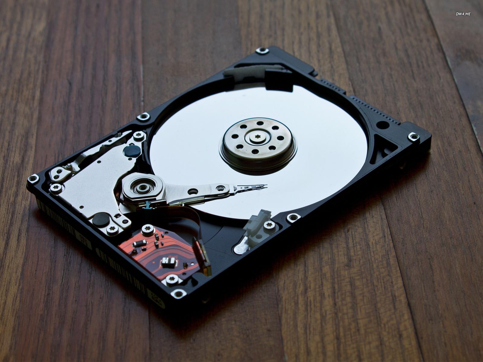 Hard disk drive wallpaper   Computer wallpapers   759 1600x1200