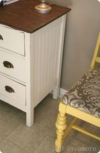 Beadboard wallpaper Use it to resurface cabinets doors fur For 400x612