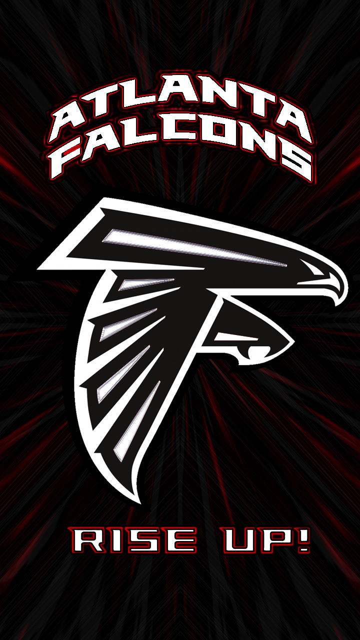 Atlanta Falcons Rise 720x1280