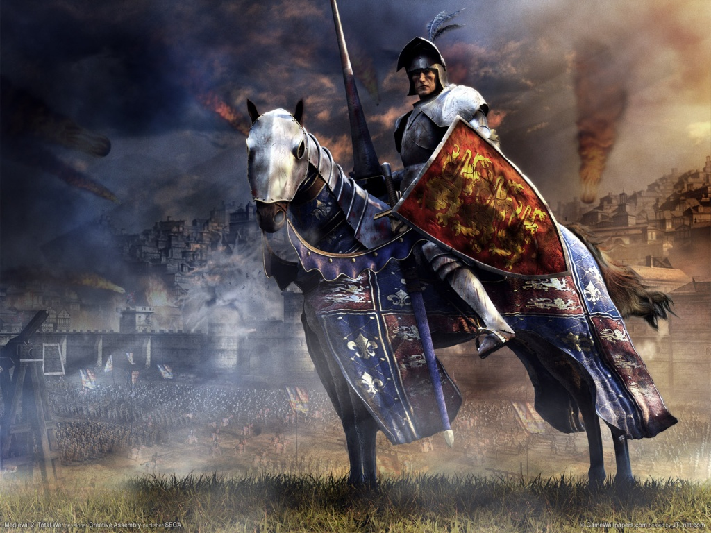 1024x768 Medieval 2 Total War desktop PC and Mac wallpaper 1024x768
