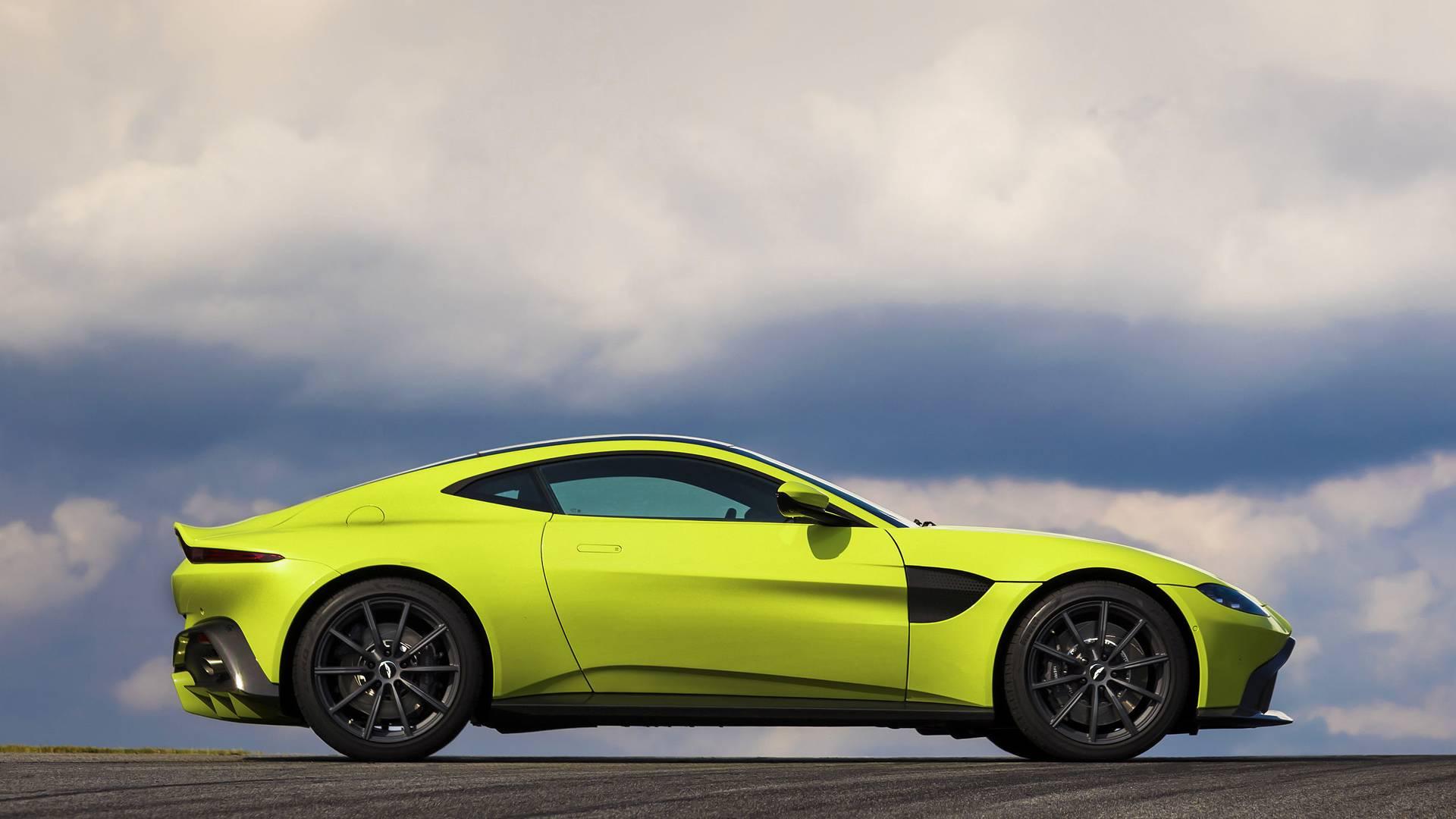 2018 Aston Martin Vantage Motor1com Photos 1920x1080