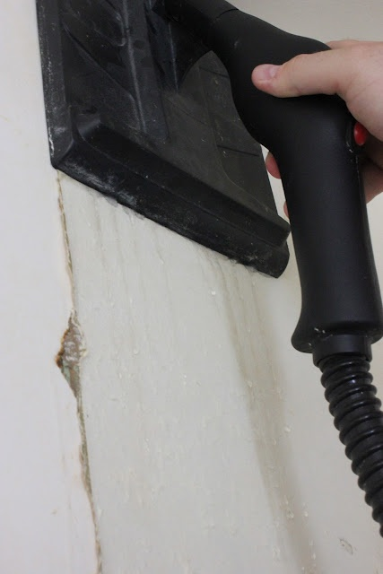 Easy wallpaper removal tips When I have a house with a yard Pinte 427x640