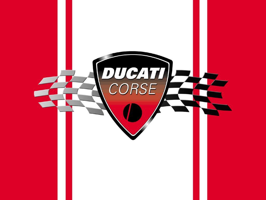 Ducati Corse Logo For Desktop 1024x768