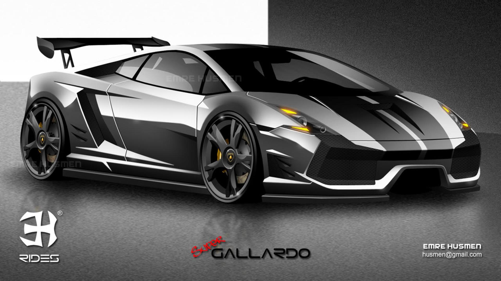 Lamborghini High Resolution Wallpapers 1920x1080