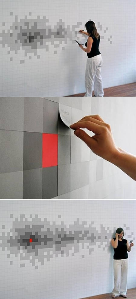 Post it note wallpaper   OMG   need to do this in Minecraft colors for 450x986