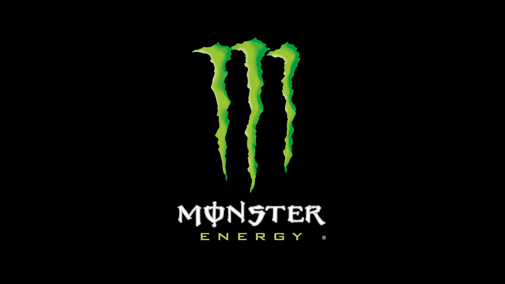 Monster Energy Drink Logo wallpaper   760807 1920x1080