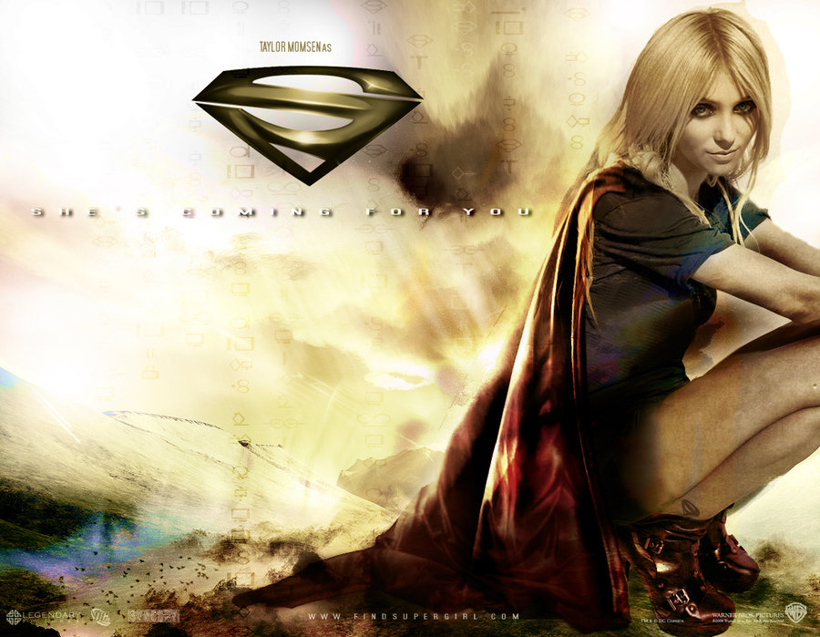 Supergirl movie   Wallpaper by Imperium Hero 900x699