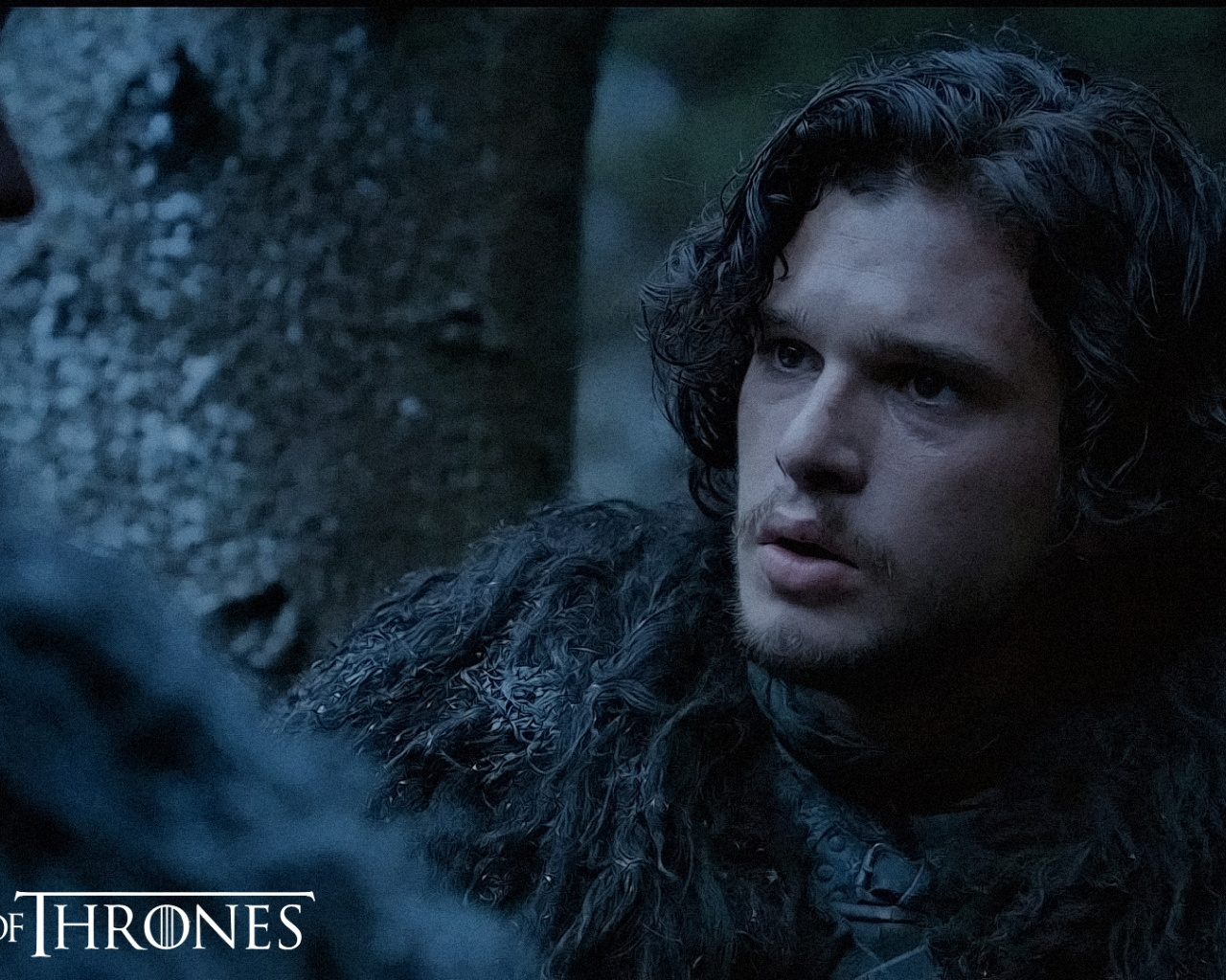 1280x1024 Jon Snow Game Of Thrones desktop PC and Mac wallpaper 1280x1024