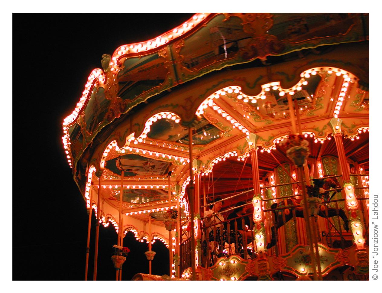 Merry-Go-Round by JONZICOW on DeviantArt