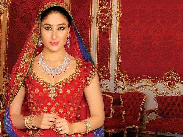 Kareena Kapoor As Dulhan Photo Gallery 600x450