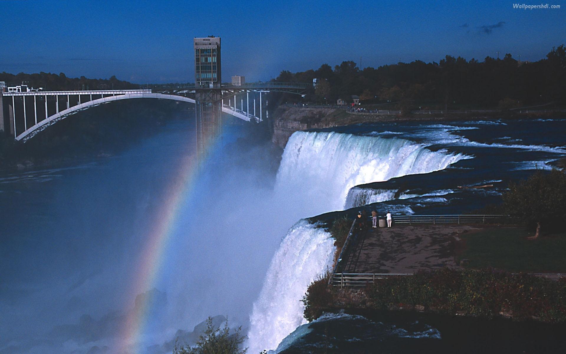 Niagara Falls wallpaper Landscapes wallpapers 1920x1200