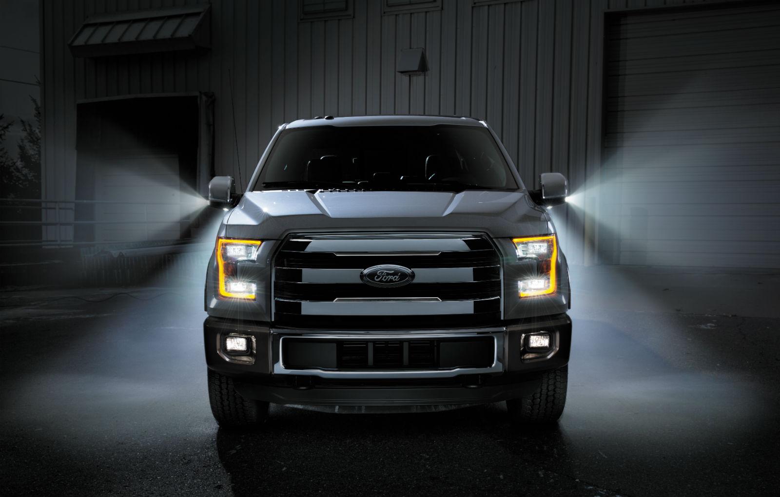 2015 Ford F 150 Pickup Truck Wallpaper   HD 1600x1020