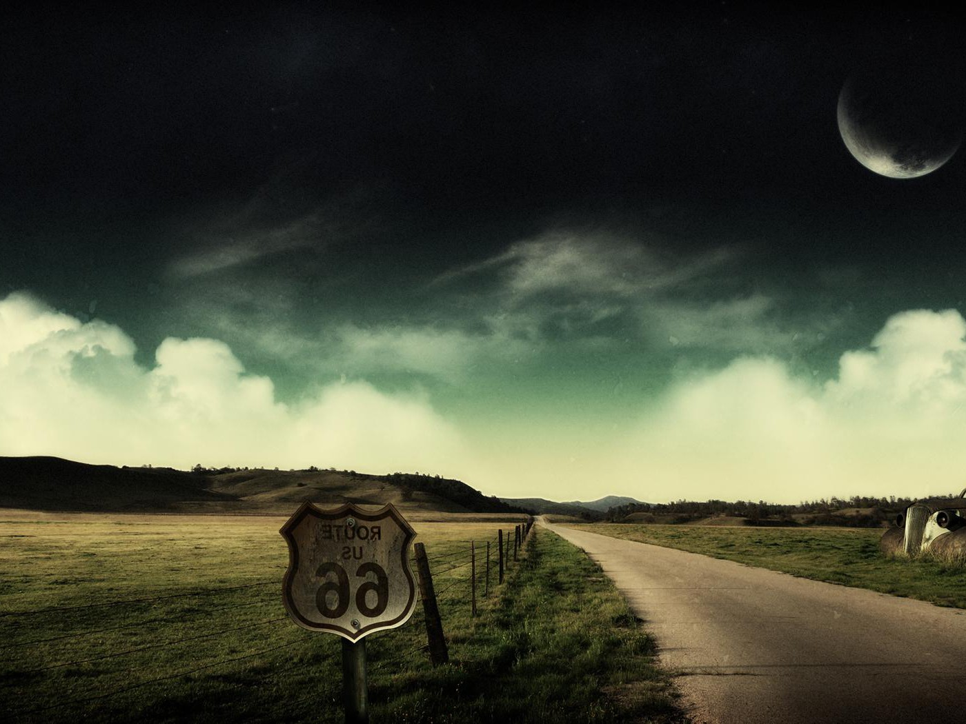 66 hd background wallpaper in high resolution for get route 66 1400x1050