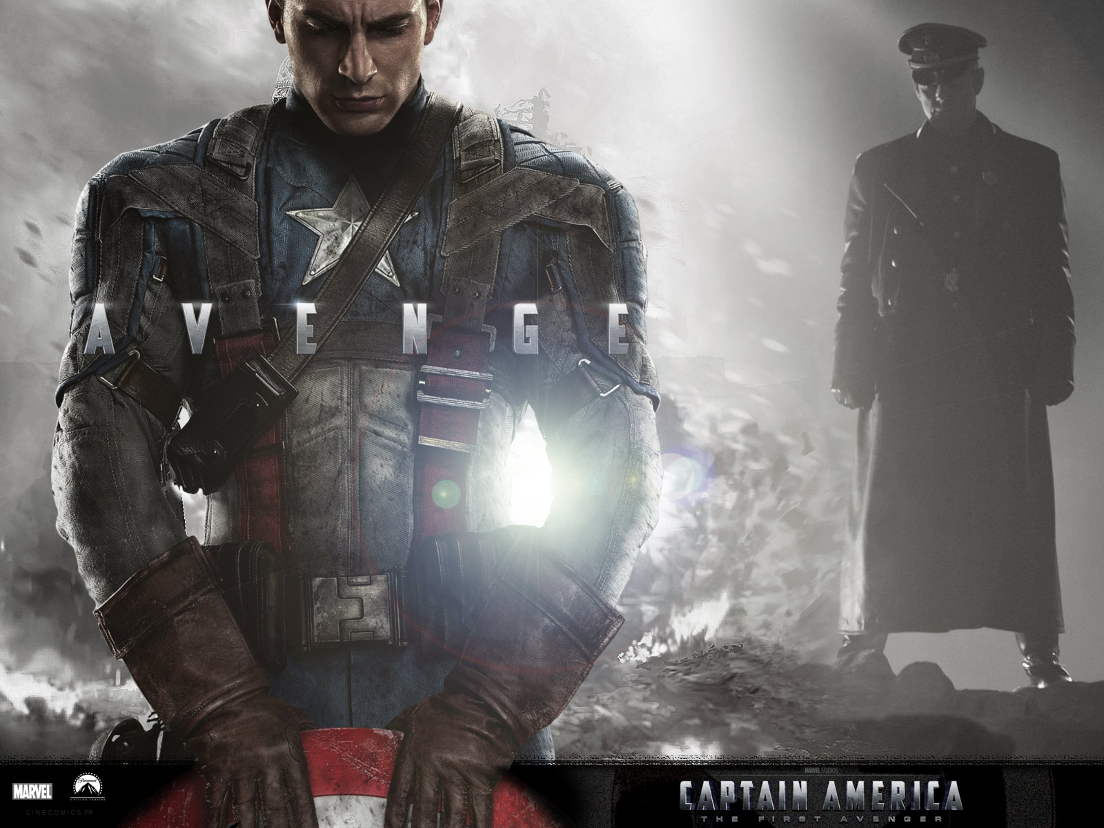 Captain America Movie Wallpapers HD Wallpapers 1600x1200