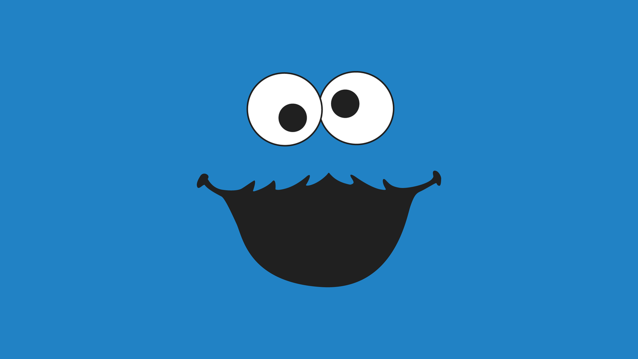 Cookie monster background wallpapersafari - Cookie monster wallpaper ...