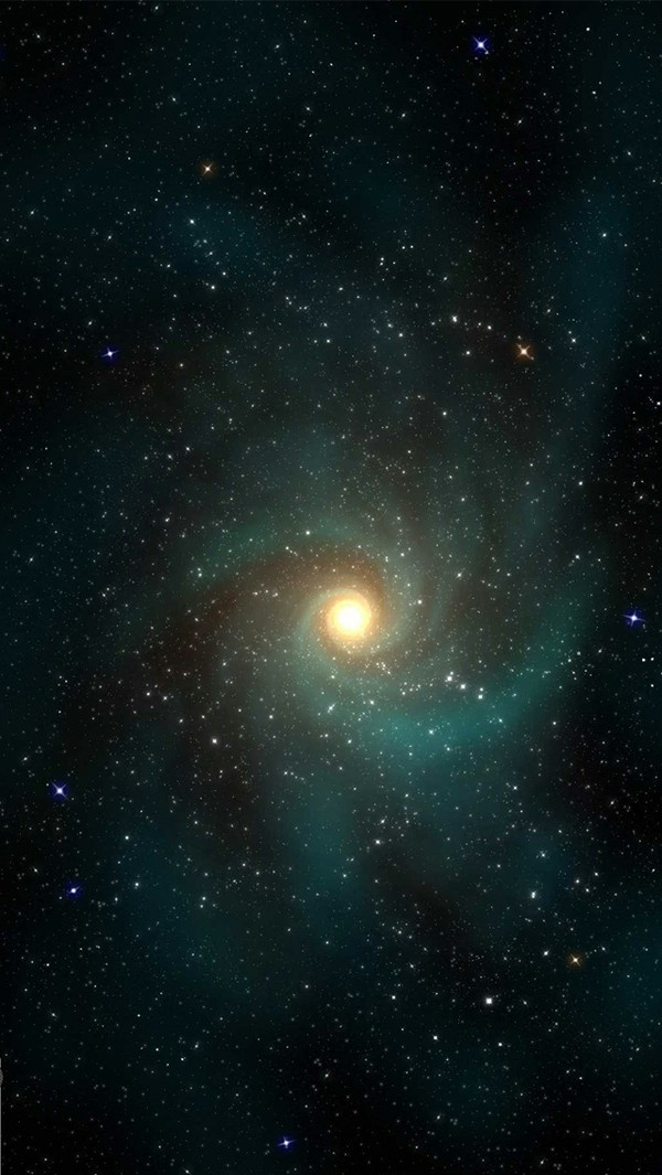 Galaxy iPhone 5 Wallpaper iPhone Wallpapers Pinterest 600x1065