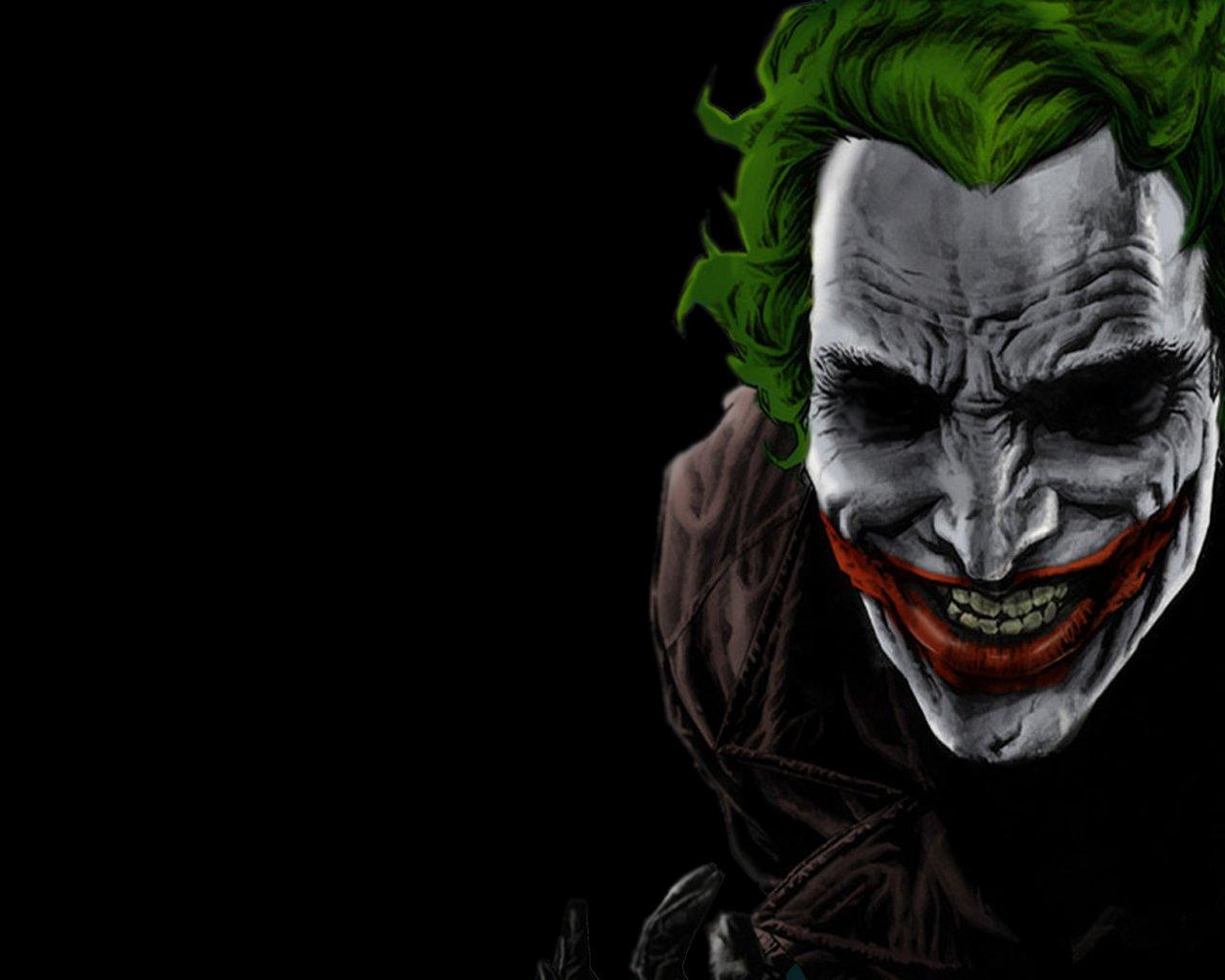 Joker Sfondo animato SoloSfondicom 1280x1024