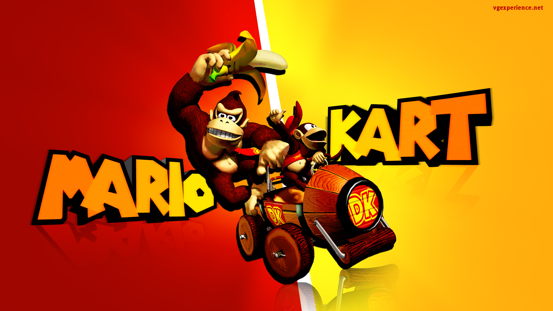 Free Download Mario Kart Double Dash Art 1920x1080 For Your Desktop Mobile Tablet Explore 76 Mario Kart Wallpaper Mario Wallpaper Hd Super Mario Kart Wallpaper Mario Kart 64 Wallpaper