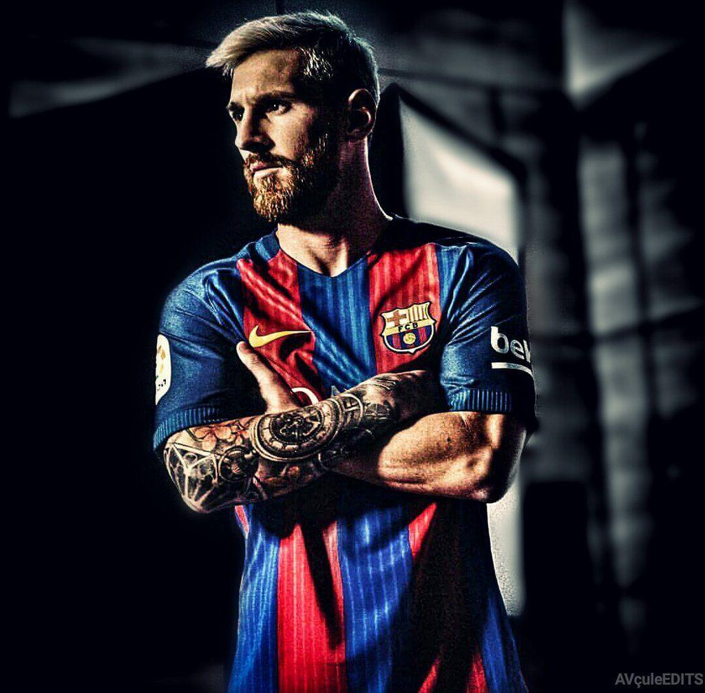 Messi 2017 Wallpapers 1024x1006