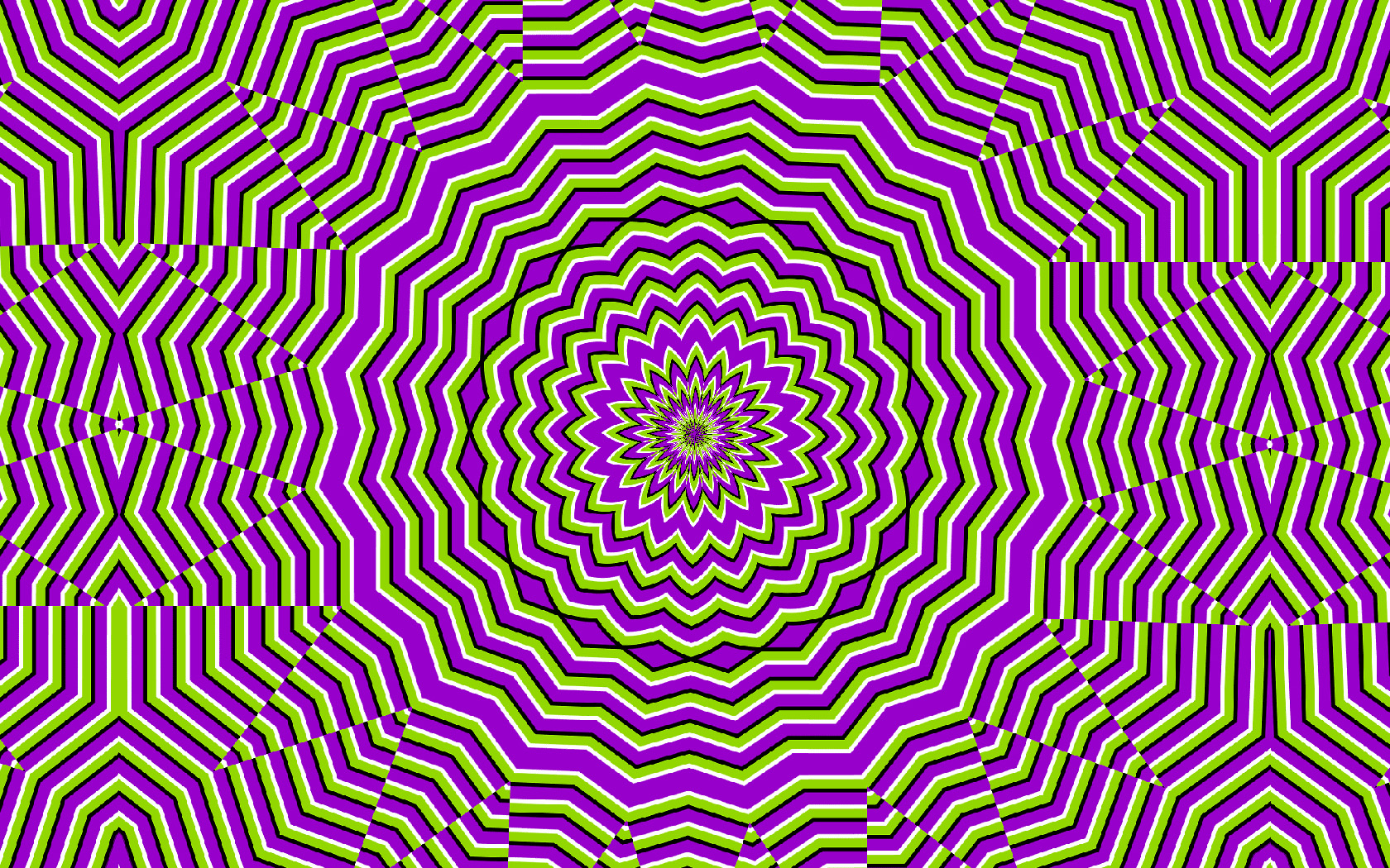 Teaser Teasers Moving Optical Illusion Purple Hd Wallpaper Pictures 1680x1050