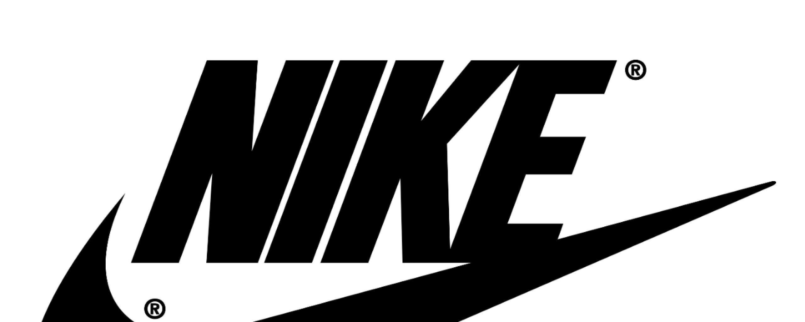 Download 2560x1024 Nike Black white Logo Wallpaper Background Dual 2560x1024