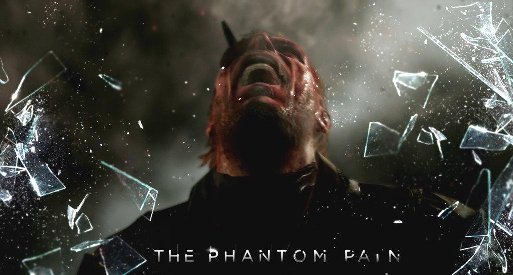 Free Download Metal Gear Solid Phantom Pain Wallpaper By