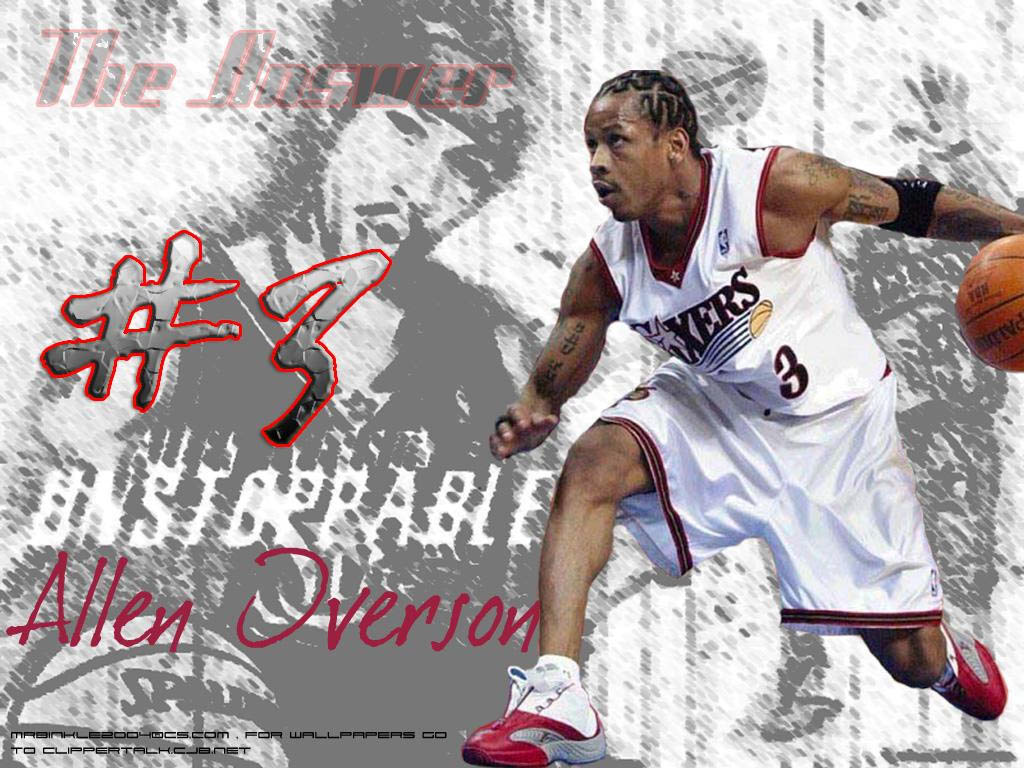 Allen Iverson Wallpaper HD - WallpaperSafari