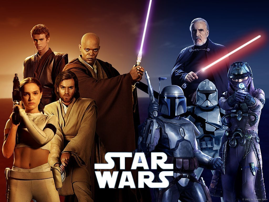 Star Wars HD Wallpapers For Desktop 1024x768
