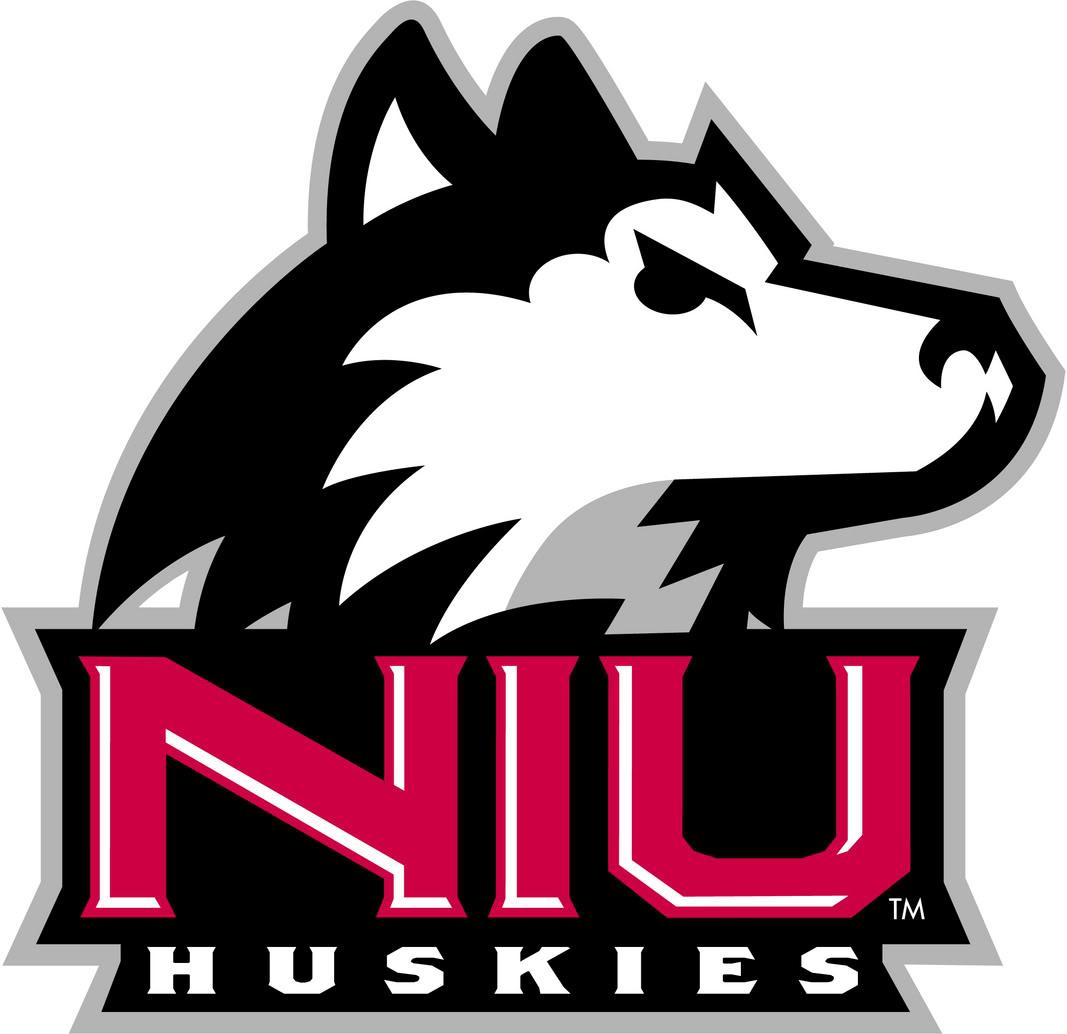 NIU Huskies Logo Picture 1067x1034