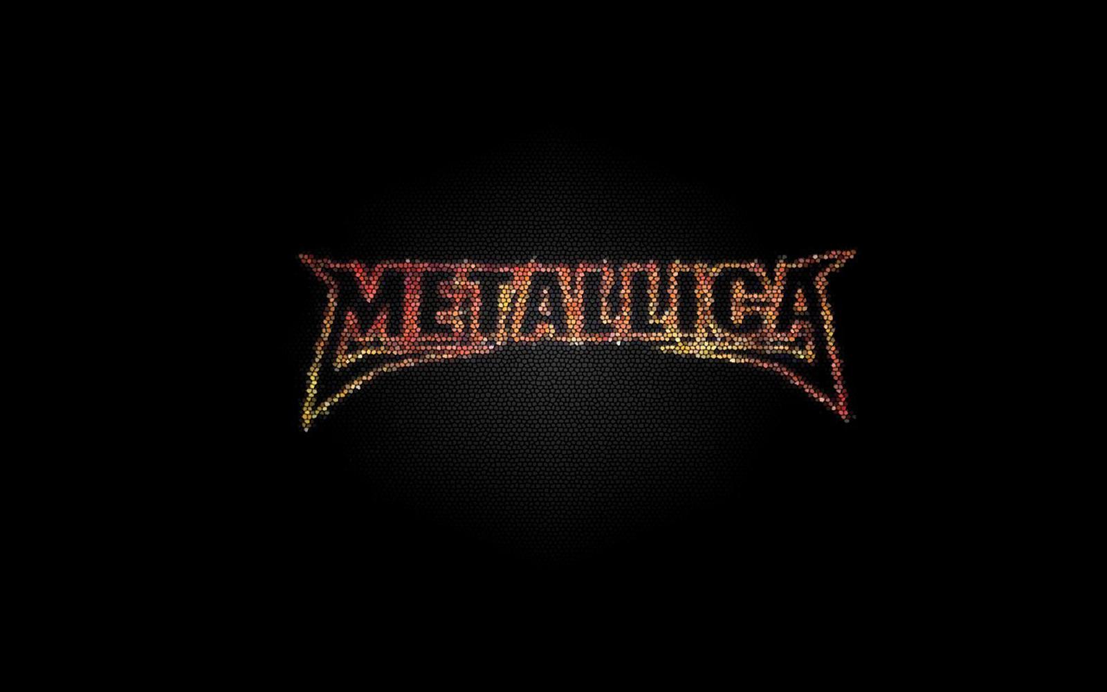 Metallica Logos HD Desktop Wallpapers Desktop Wallpapers 1600x1000