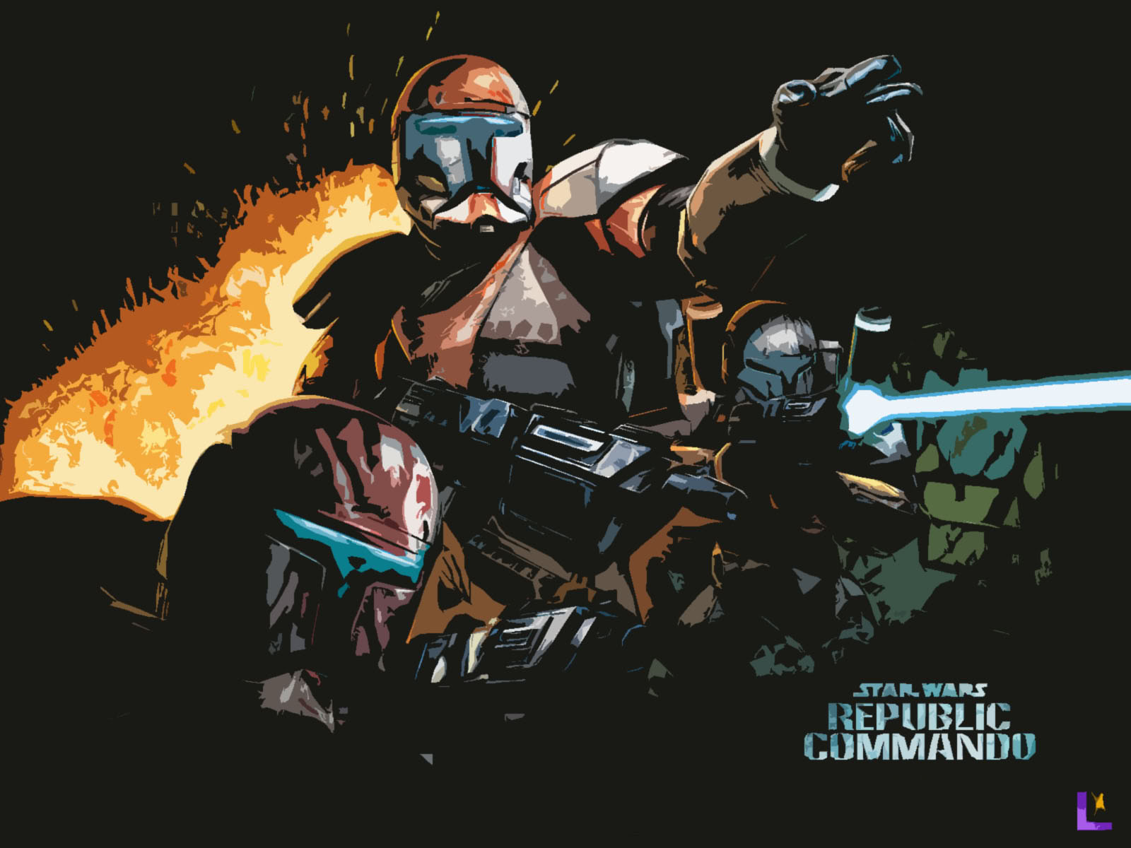 Free Download Clone Trooper 1 1600x1200 For Your Desktop Mobile