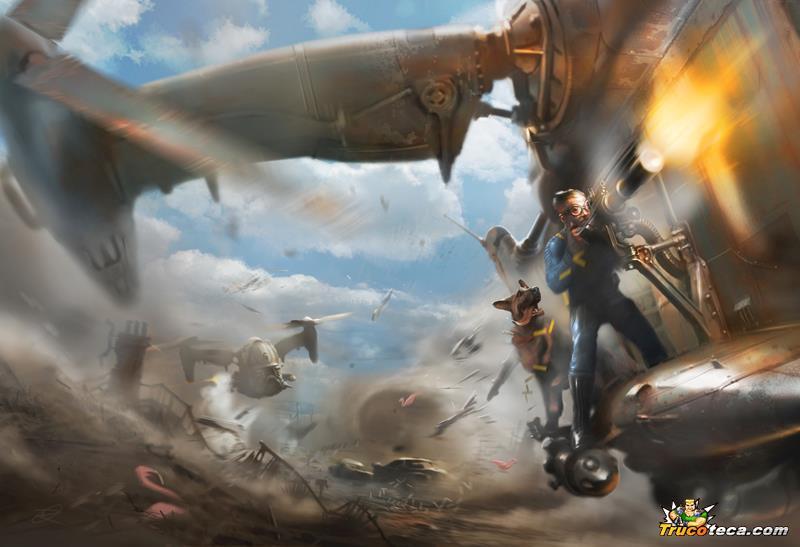 de juegos Fallout 4 fondos de Fallout 4 wallpapers de Fallout 4 800x547