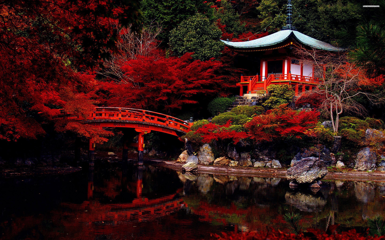 Japanese Garden 4K Wallpaper HD 746 Wallpaper Download HD Wallpaper 2880x1800