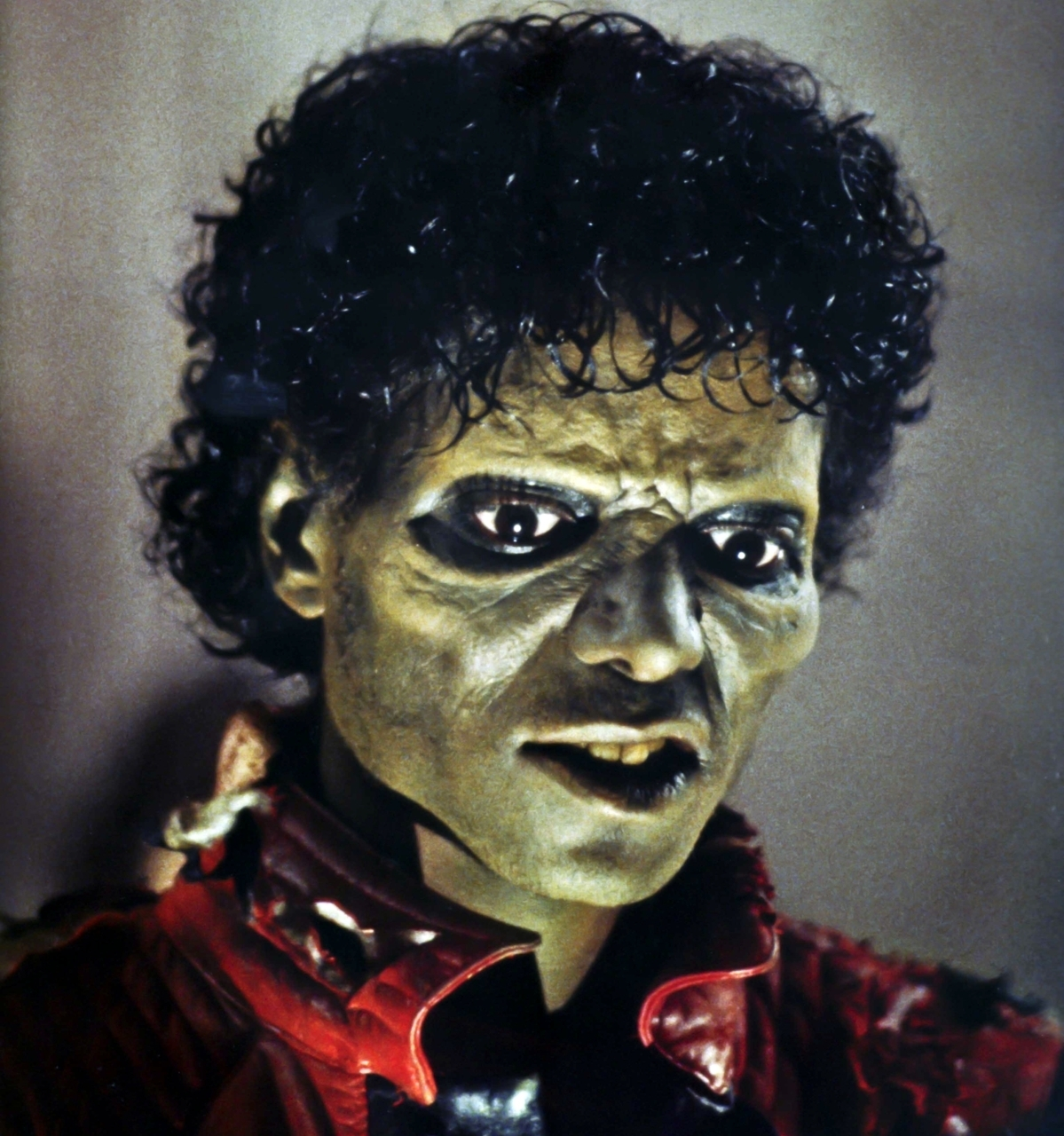 Michael Jackson as an undead character in
