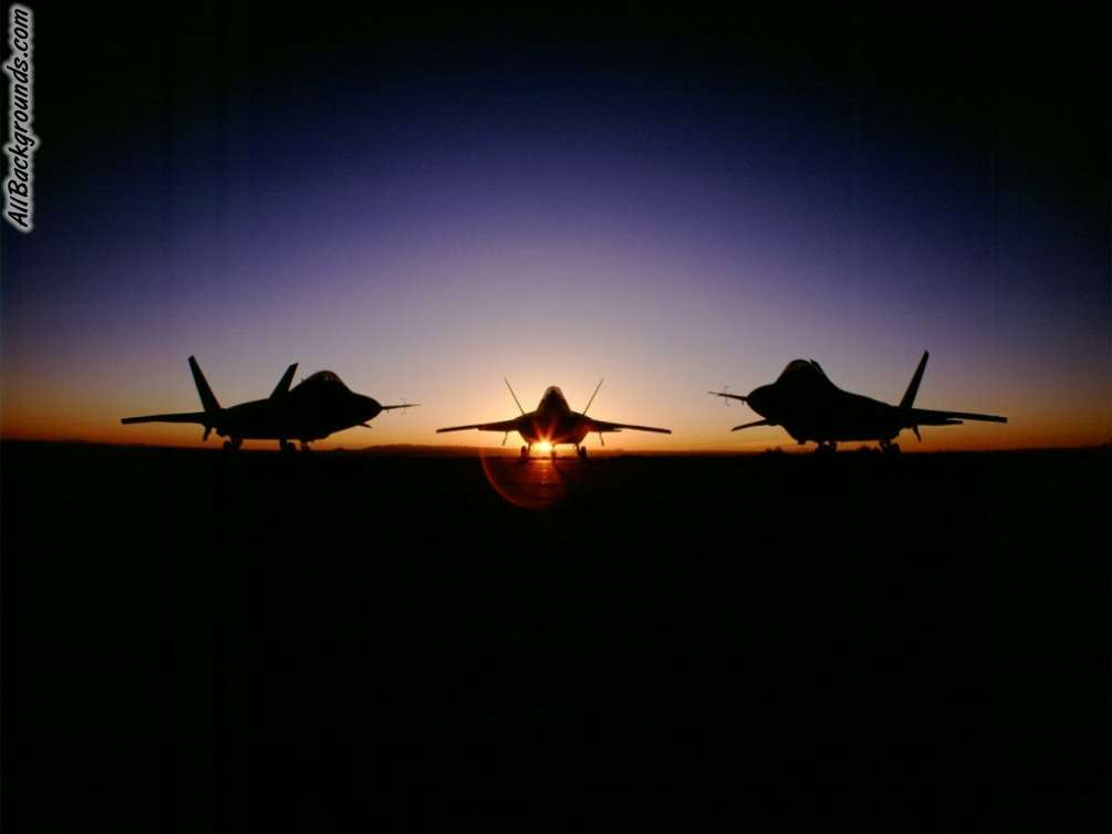 Air Force Backgrounds - Twitter & Myspace Backgrounds