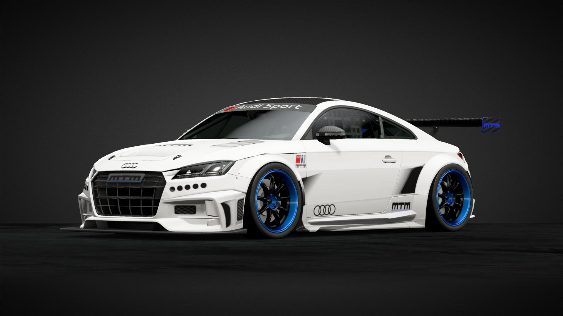 MTM TT RS wide body   Car Livery by xCOLOMB1ANx Community Gran 1920x1080
