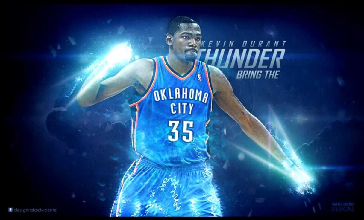 Kevin Durant Wallpaper Image Wallpapers 1216x736