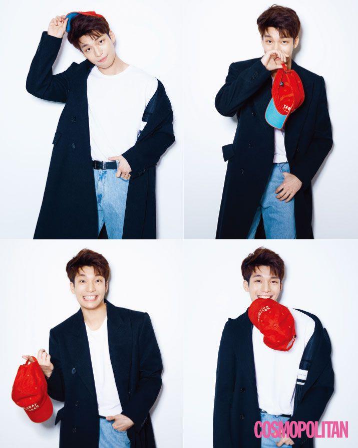 Wi Ha Joon is the perfect boyfriend in Cosmopolitan Koogle TV 715x894