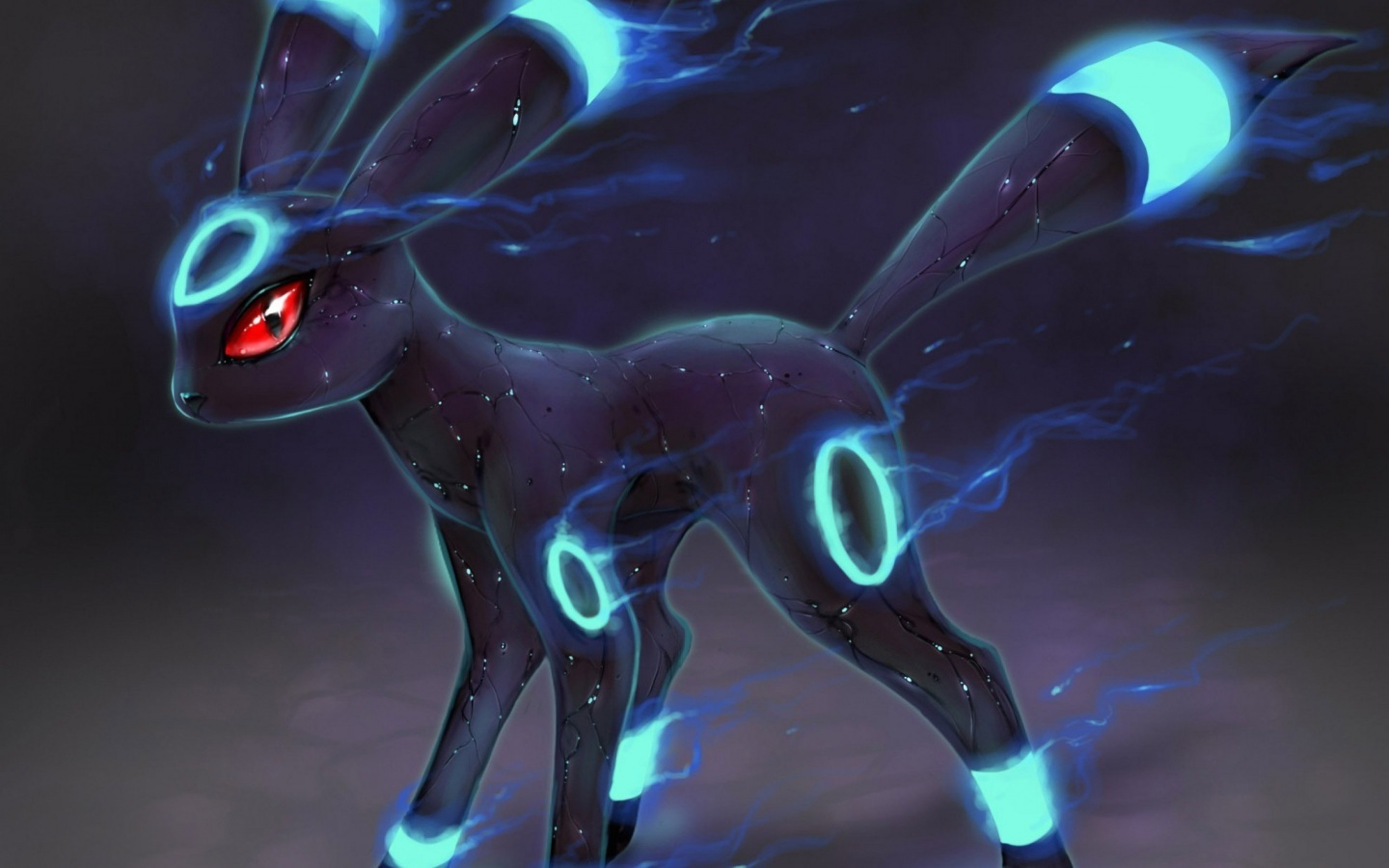 Umbreon Pokemon Anime Hd Wallpaper Wallpaper 900x480 Photo Shared By 1440x900
